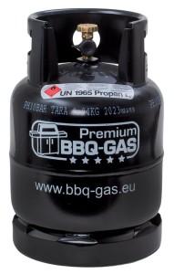 Gasflasche kaufen - BBQ Gasflasche 8kg - gefüllt